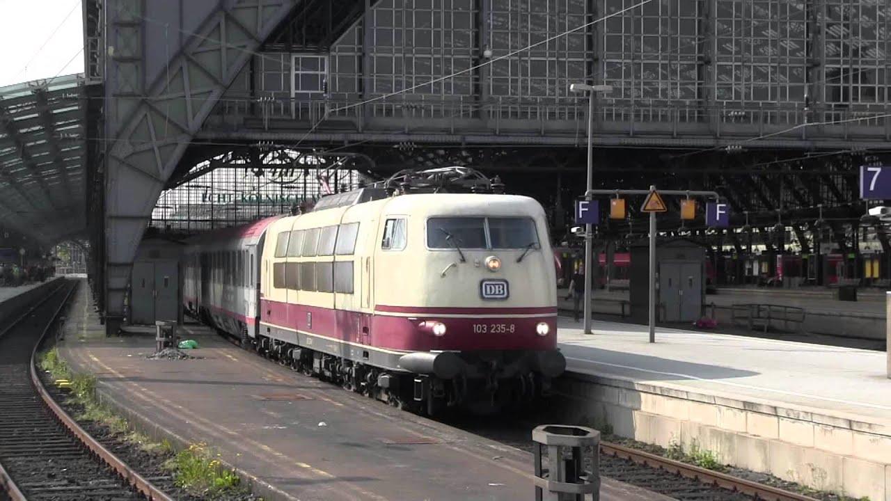 German Class 103 Electric Locomotive Classic Youtube