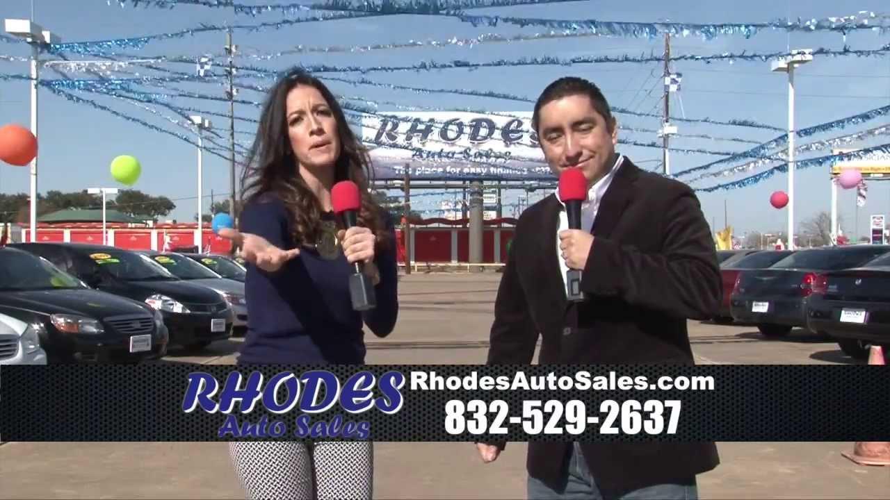Rhodes Auto Sales: FEBRUARY 2014 - YouTube