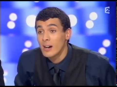 Mustapha El Atrassi - On n'est pas couché 14 avril 2007 #ONPC