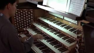 HD Mendelssohn Hochzeitsmarsch Wedding March - John Hong Organ Solo