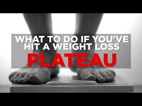 What to Do If You've Hit a Weight Loss Plateau | Health