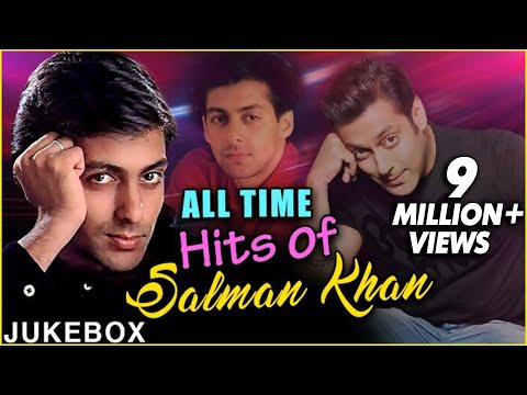 Best Of SALMAN KHAN Songs | Superhit Bollywood Hindi Movie Songs Collection
