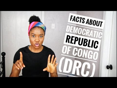 Amazing Facts about Democratic Republic of Congo | Africa Profile | Focus on DRC