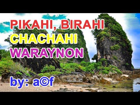 """Pikahi, Birahi ngan Pakido-kido CHA-CHA Sung and Composed By Cristolo """"Dodoy"""" Torres"""