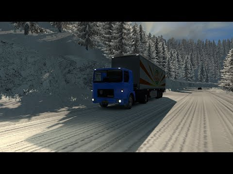 Roman Diesel on Transfagarasan Winter