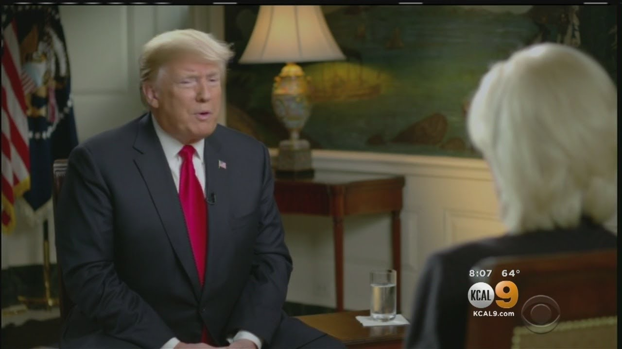 Donald Trump Griped About '60 Minutes' Interview, But The Show ...