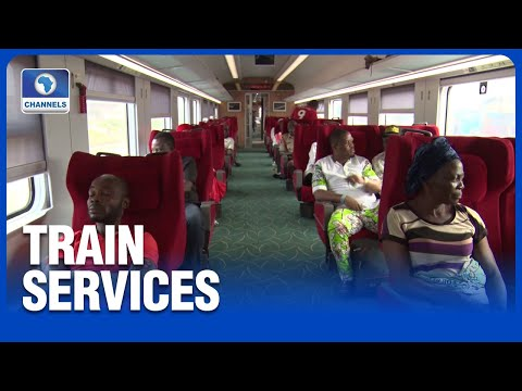 FG Offers Free Lagos-Ibadan Train Service To Nigerians