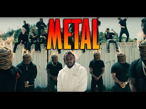 """Humble"" Metal Cover (Kendrick Lamar) Official Music Video"