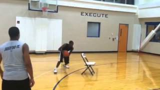 Ahrod Carter 2017 workout