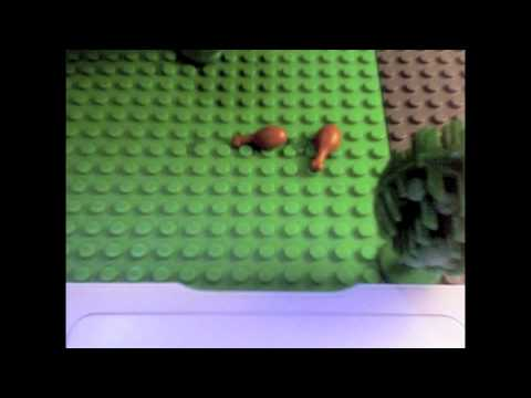 lego short: Boggis, Bunce and Bean