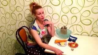Салат из моркови и сыра Рецепт Что как приготовить обед в домашние классический быстро вкусно видео