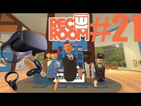 Rec Room #21 (oculus quest)
