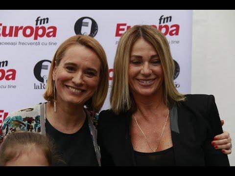 Nadia Comaneci La Radio cu Andreea Esca