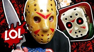 Friday the 13th: Killer Puzzle - JASON ESCAPES FROM JAIL! - Episode 2 (iPhone Gameplay Video)