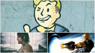 Death Stranding не выйдет на PS 5, Fallout 4 получил HD-обновление | Игровые новости