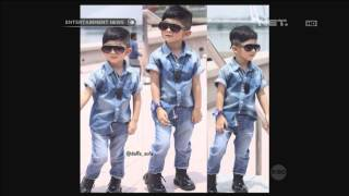 Daffa Sofa anak laki laki stylish