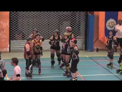 Roller Derby Panthers - TWiT - Panthers VS Leman'Wheels