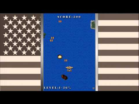 Pacific Wings - Xbox Live Indie Game (XBLIG) HD Gameplay Xbox 360
