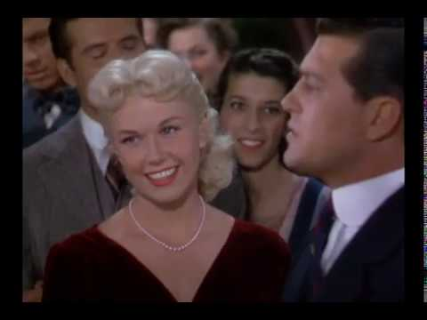 """Doris Day & Gordon MacRae - """"Your Eyes Have Told Me So"""" from By The Light Of The Silvery Moon (1953)"""