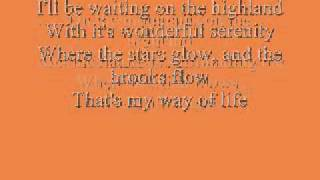 Blackmore's Night - Highland (Lyrics)