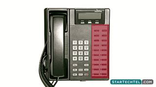 How To Transfer Calls On The Toshiba DKT-2020SD Phone