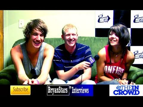 We Are The In Crowd Interview Taylor Jardine & Jor...