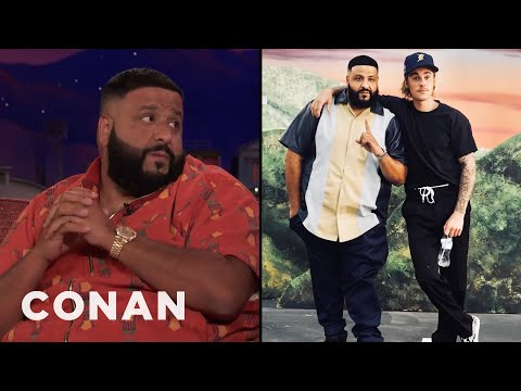 Conan vs. DJ Khaled Is Releasing New Song With Justin Bieber