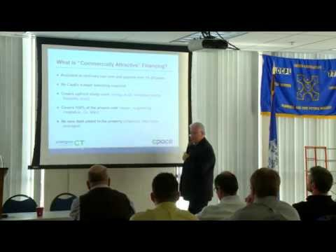 PACE Contractor Training, Part 2: Overview of C-PACE Program