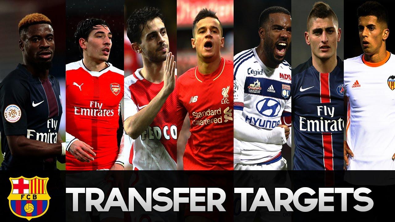 Barcelona Transfer