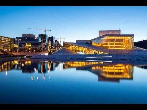 cities of Norway , Oslo