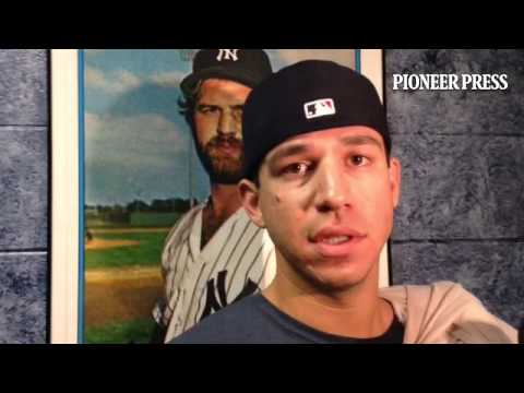 Video: Tommy Milone, with the late Thurman Munson looking over his shoulder, on changing his approac