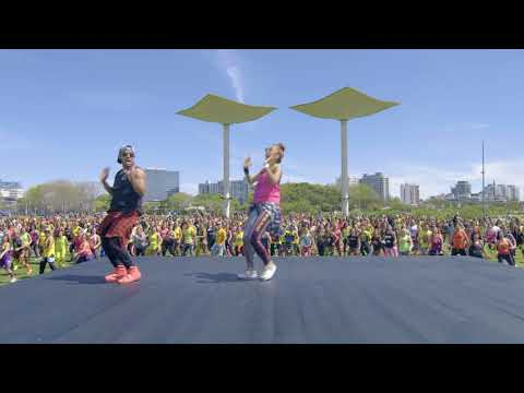 New Choreography To Pitbull's 'Muévelo Loca (Boom Boom)'