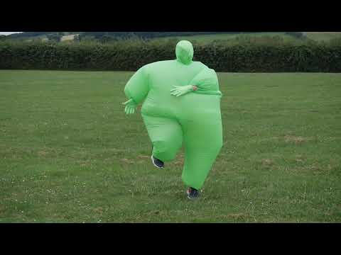 Fitness Tutorial with The Fat Green Alien!! Just for Fun! thumbnail