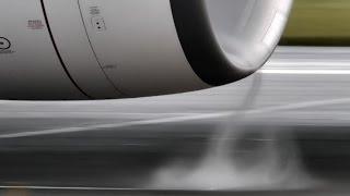 Jet Engine Vortices