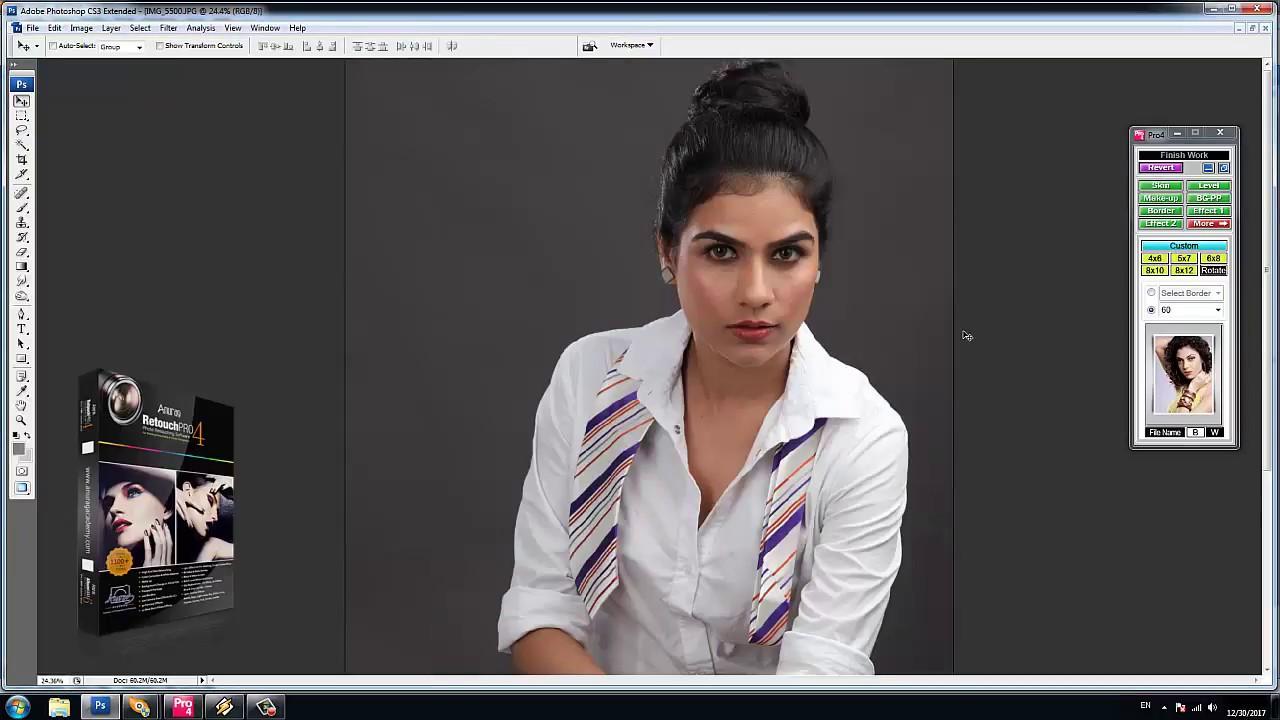 Studio Photo Retouching - Anurag Retouch Pro4
