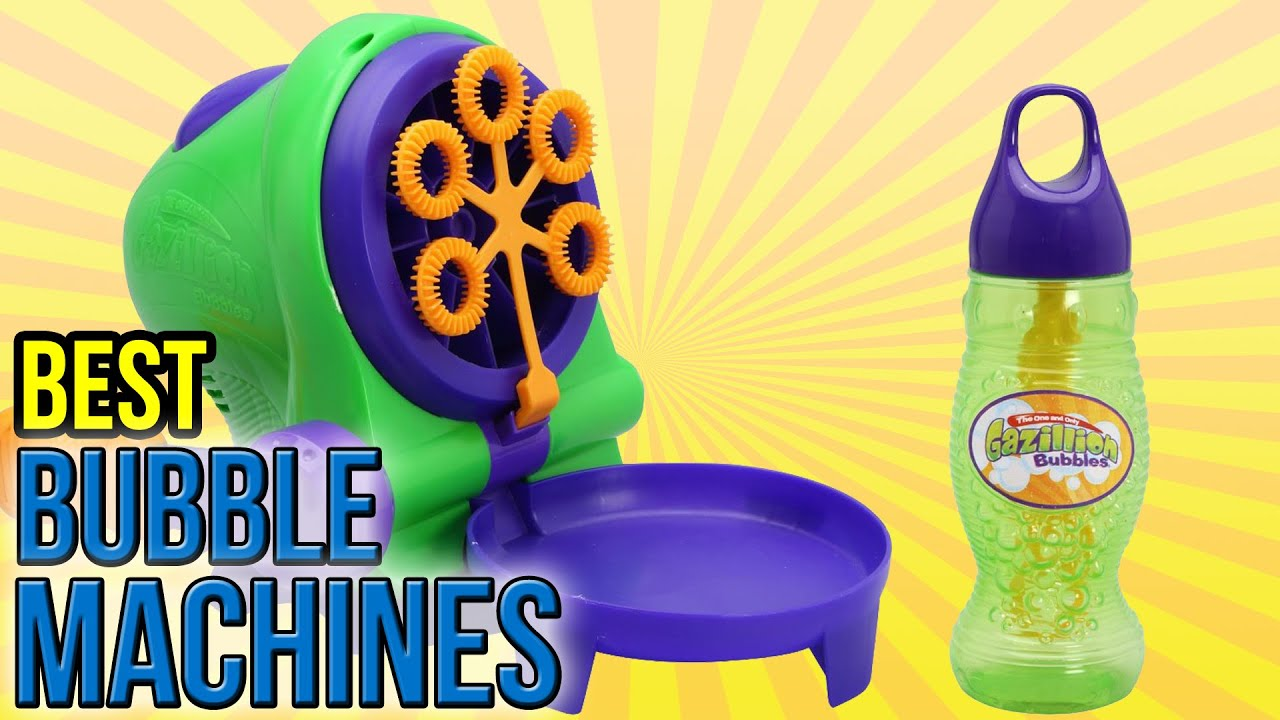 Top 25 Bubble Machines 2017 And 2018 On Flipboard By Best2018has