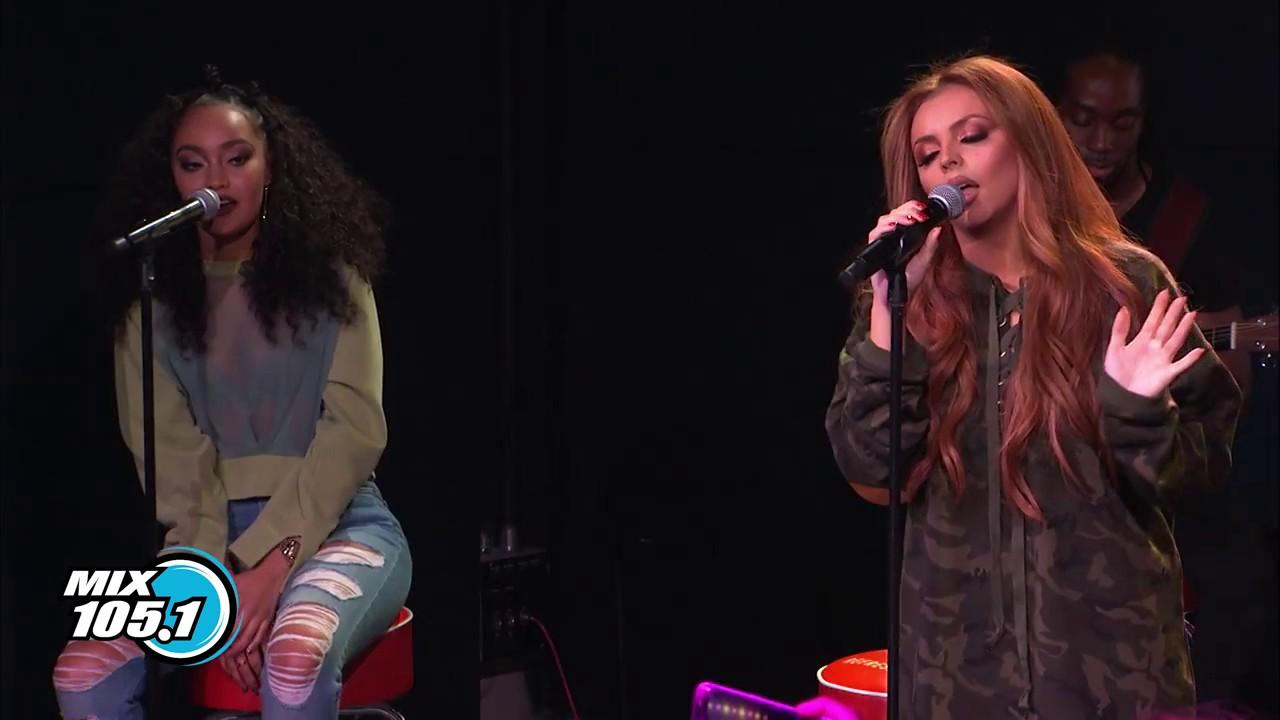 Little Mix - Touch (Acoustic Mix 105.1) - YouTube
