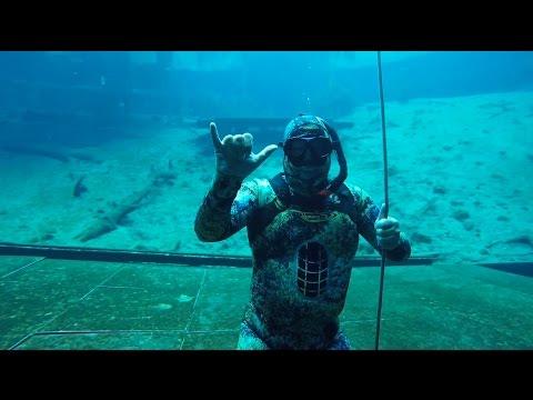 Freediving with Alabama Native John Harkins
