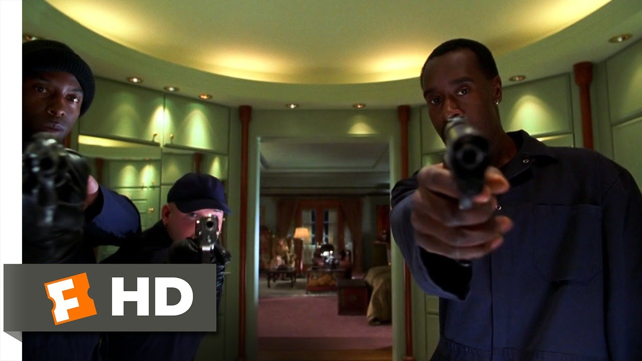 Download Out of Sight (1998) - Opening the Safe Scene (9/10)   Movieclips