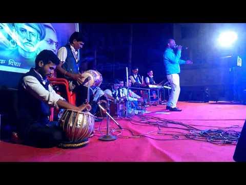 BHIR BHIR TYA PAKHARANNO SING BY ANIRUDDHA WANKAR IN KALYAN