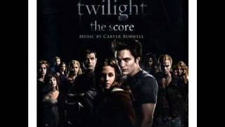 10 - The Lion Fell in Love with the Lamb - Carter Burwell - The Score Twilight