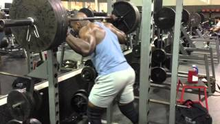 Mike Rashid | Squat Every Day | Day 12