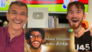 Madai Thirandhu Thavum  Song REACTION!!   SPB   Ilaiyaraja  