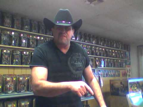 Cowboy Bobby Garrett promo