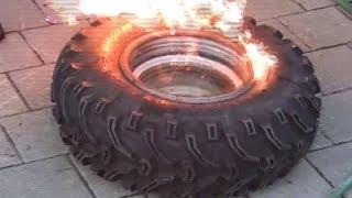 Fire Bead Trick - ATV Tire