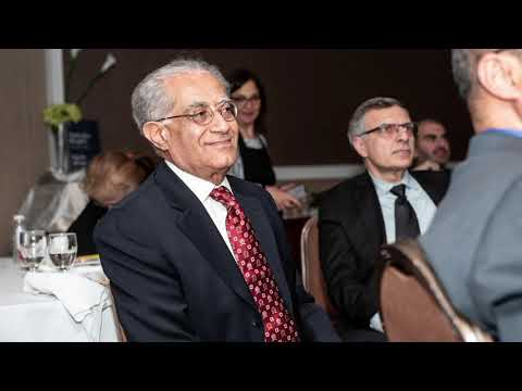 The Canadian Society For Civil Engineering Honours Osama Moselhi's 40+ Years Of Contributions