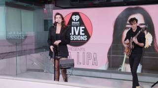 vuclip DUA LIPA - Blow Your Mind (MWAH) (iHeartRadio Live Sessions)