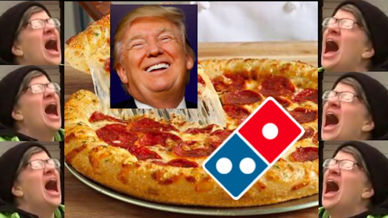 Dominos Triggers hilarious Anti-Trump MELTDOWN with 8 year old Tweet