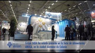 Grupo SADA - Feria ANUGA 2015 Alemania