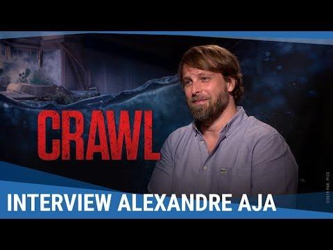 CRAWL - Interview Avec Alexandre Aja [Actuellement Au Cinéma]